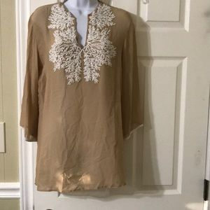 Jeannie McQuenny Blouse